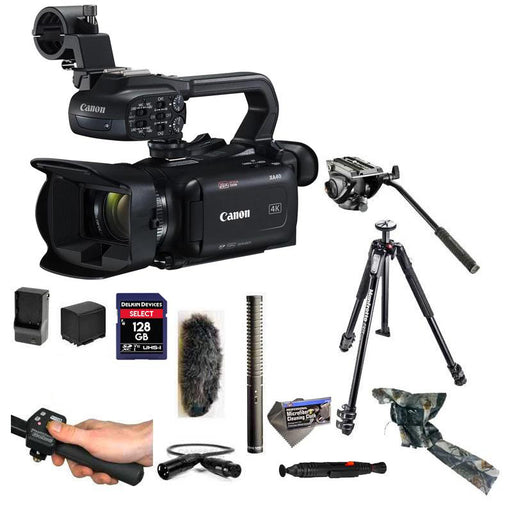 Canon XA40 4K Turkey Package