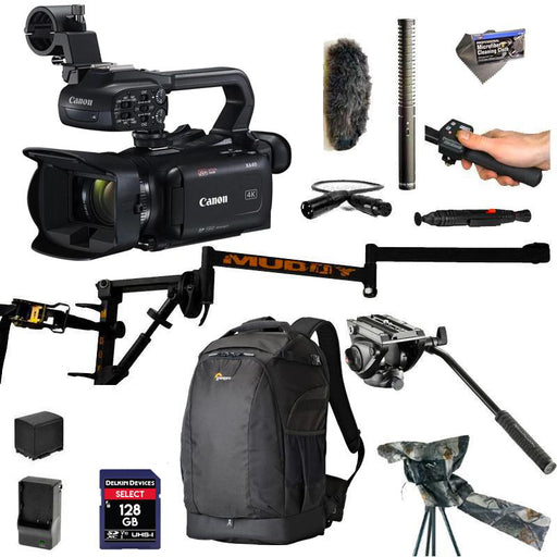 Canon XA40 4K Whitetail Package