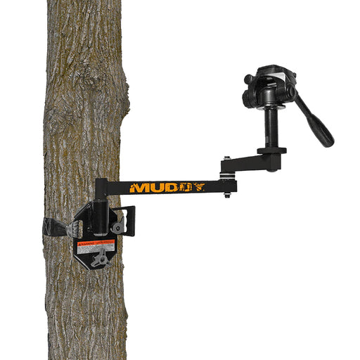 Muddy Hunt Hard Tree Arm perfect for filming your hunt