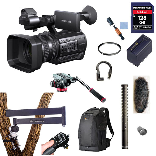 Sony HXR-NX100 Whitetail Package