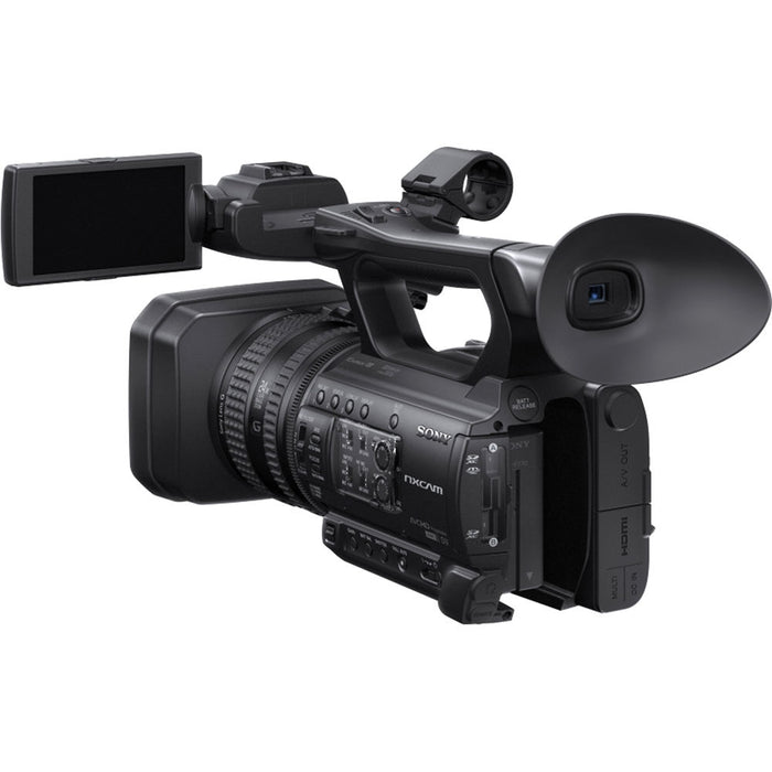 Sony Hxr Nx100 Full Hd Nxcam Camcorder For Hunting Campbell Cameras
