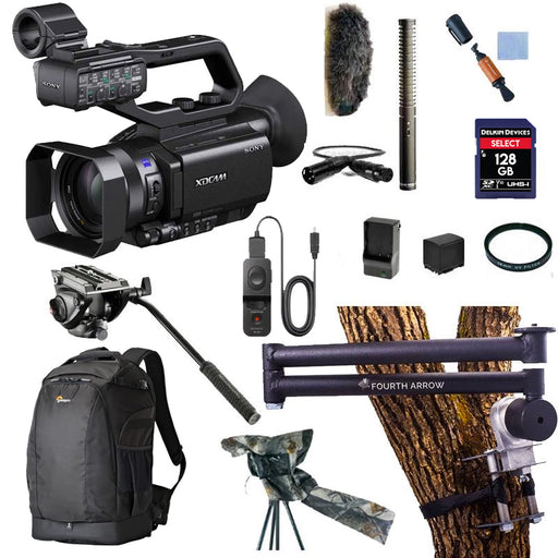 camera they use to film hunting tv shows for deer hunting filming whitetail hunts