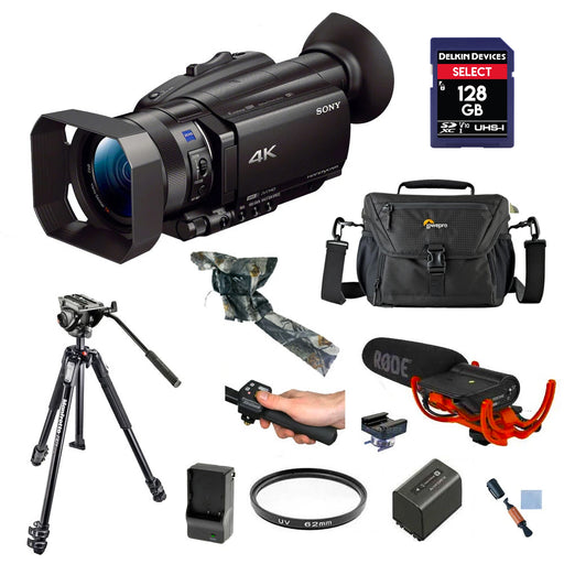 Sony FDR-AX700 Turkey Package