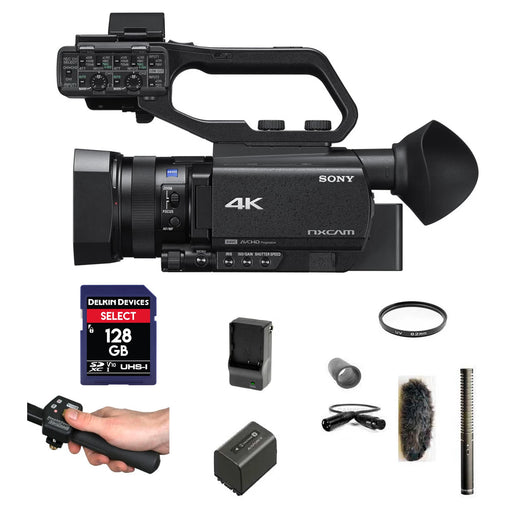 Sony HXR-NX80 Outdoor Package