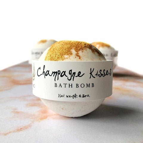 Champagne Kisses Bath Bomb