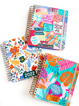 17 Month Planners