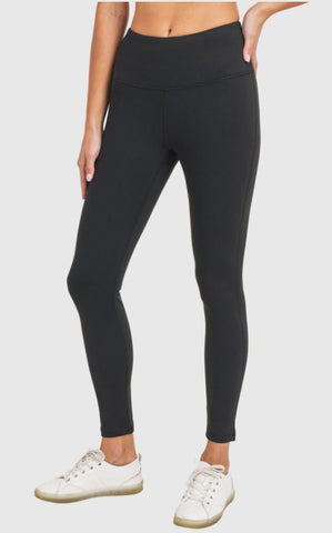 Thermal Black Leggings