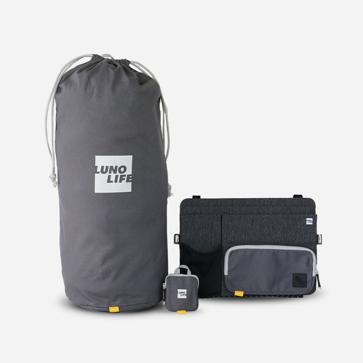 Luno Car Camping Bundle