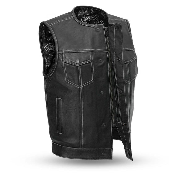 Biker Gear,   Leather Vest