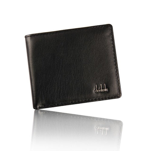 Style PU Leather Wallet With Hasp design for men