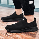 Mens Lightweight Sneakers,For Walking, Casual Wear, Breathable, 8 colors