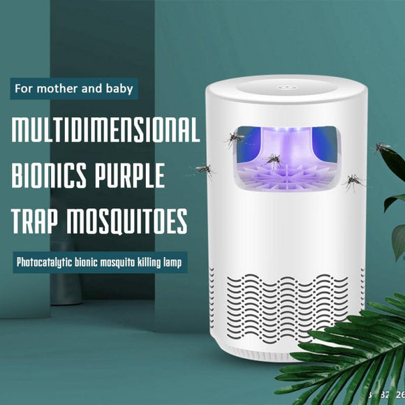 5W USB Powered Electric Photocatalytic Mosquito Killer With Ultra-Violet Lamp