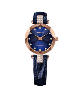 Facet Strass Swiss Ladies Watch J5.626.S