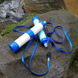 Emergency Water Purifier for  Camping  - Hiking - Survival Gear YS-BUY