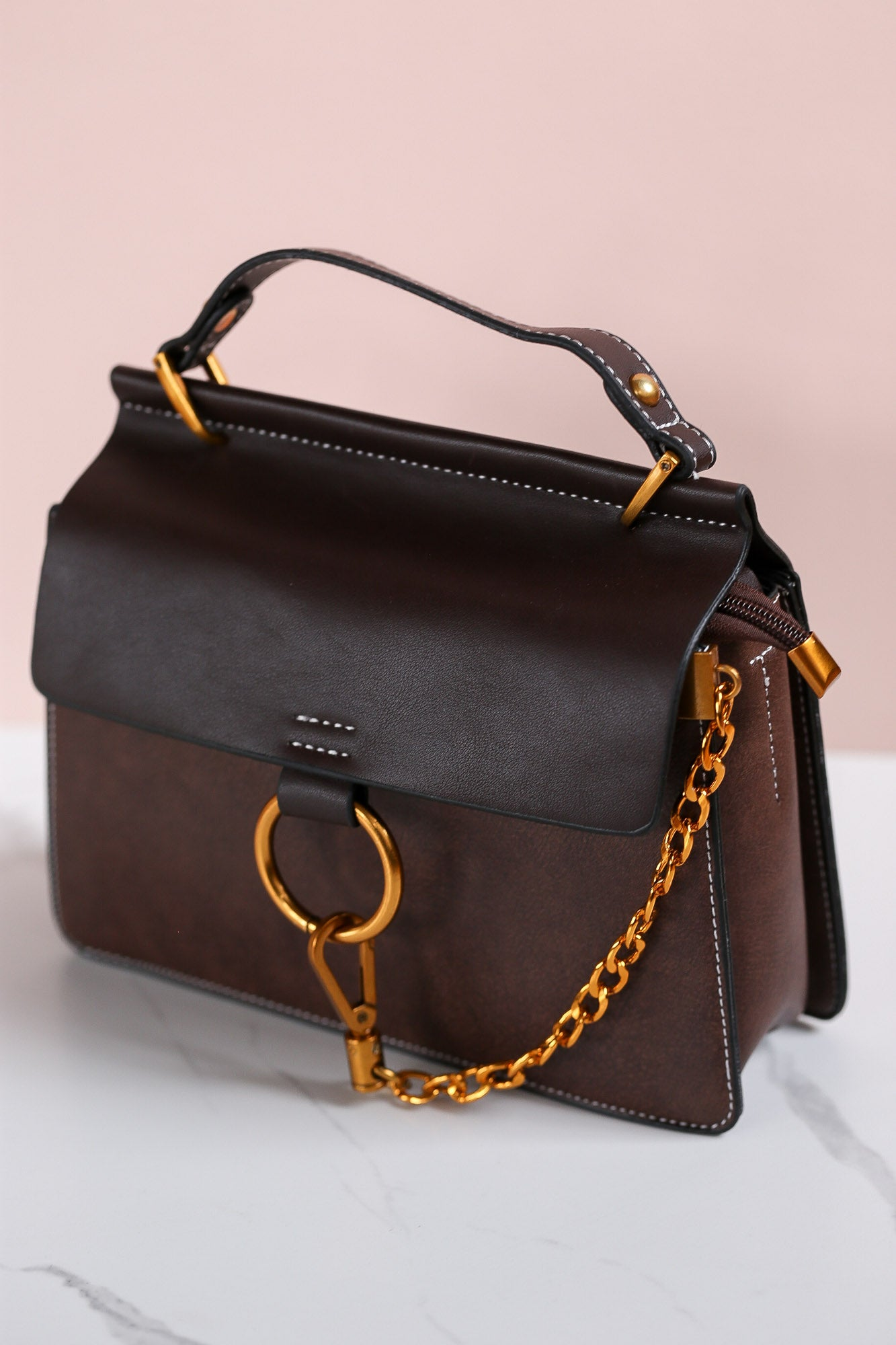 Holly Vegan Leather Handbag
