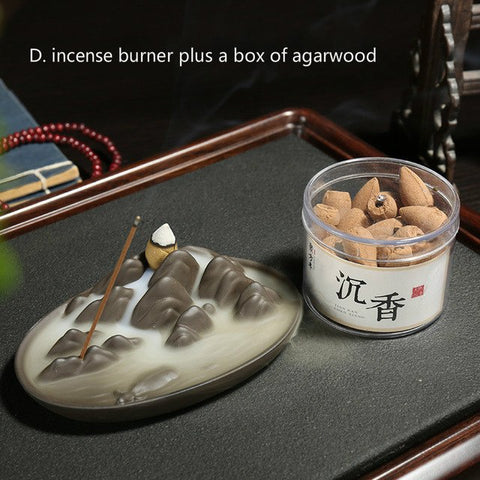 Cones and Burners – Cantana Incense