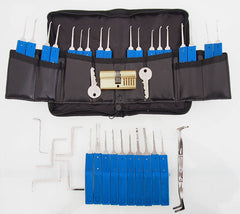 Kit de lockpicking simple pour crocheteurs confirmés