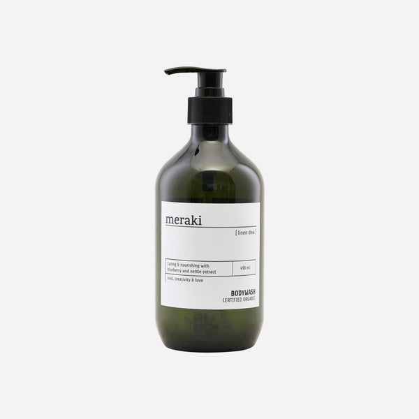 Meraki Bodywash Linen Dew 500 ml