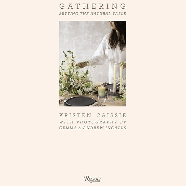 Gathering - Setting the natural table