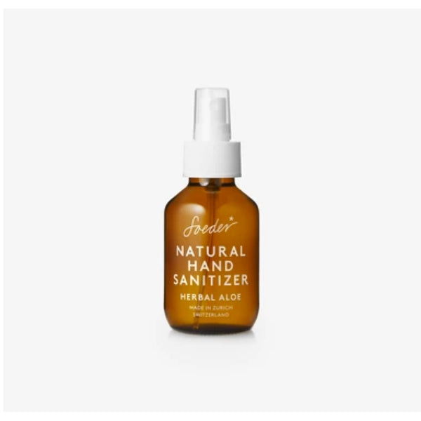 Hand Sanitizer Herbal Aloe (100 ml) von Soeder