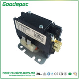 HLC-1NT00AAC(1P/20A/120VAC) Definite Purpose Contactor