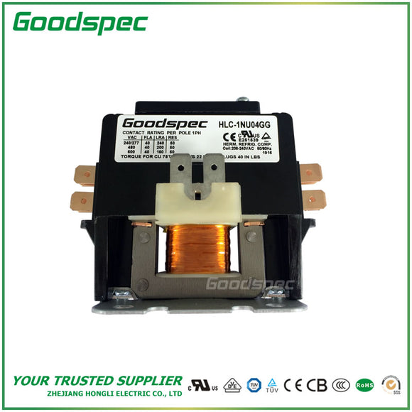 HLC-1NU04GG Definite Purpose Contactor