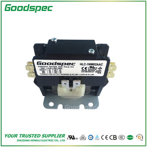 HLC-1NW02AAC(1P/30A/380-400VAC) Definite Purpose Contactor