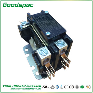 HLC-1XQ04GB(1P/40A/24VAC) Definite Purpose Contactor