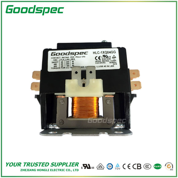 HLC-1XQ04GG Definite Purpose Contactor