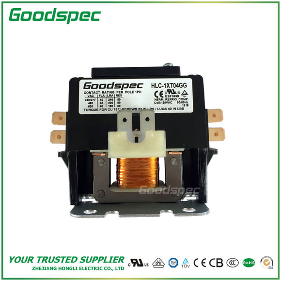 HLC-1XT04GG Definite Purpose Contactor