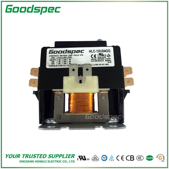 HLC-1XU04GG Definite Purpose Contactor