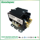 HLC-2XQ00AAC(2P/20A/24VAC) Definite Purpose Contactor