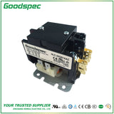 HLC-2XQ01AAC(2P/25A/24VAC) Definite Purpose Contactor