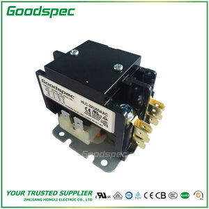 HLC-2XU00AAC(2P/20A/208-240VAC) Definite Purpose Contactor