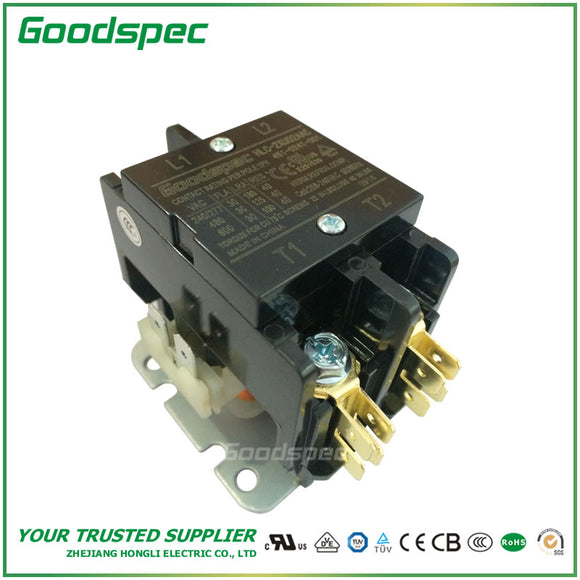 HLC-2XU02AAC Definite Purpose Contactor