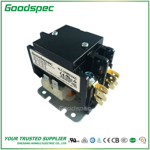 HLC-2XW01AAC(2P/25A/380-400VAC) Definite Purpose Contactor