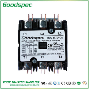HLC-3XT04CG Definite Purpose Contactor