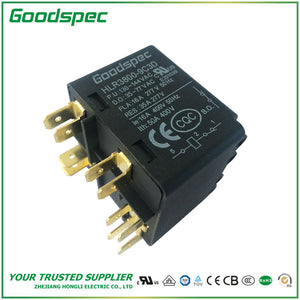 HLR3800-9C3D Potential type Motor starting relay