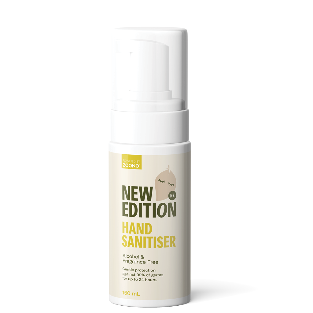 New Edition NZ Alcohol Free Hand Sanitiser 150ml