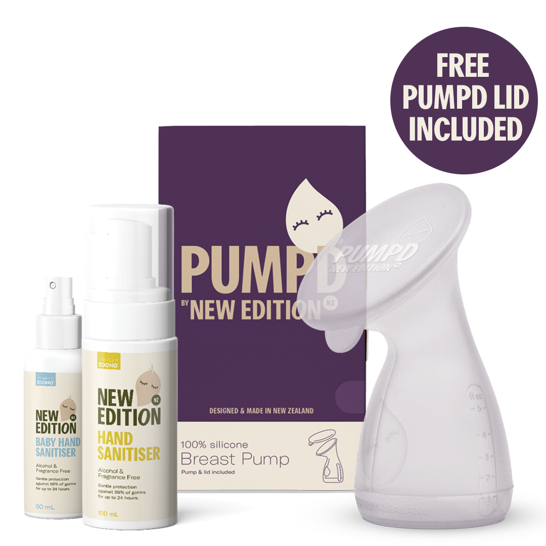 Pumpd & Family Hand Sanitiser Pack