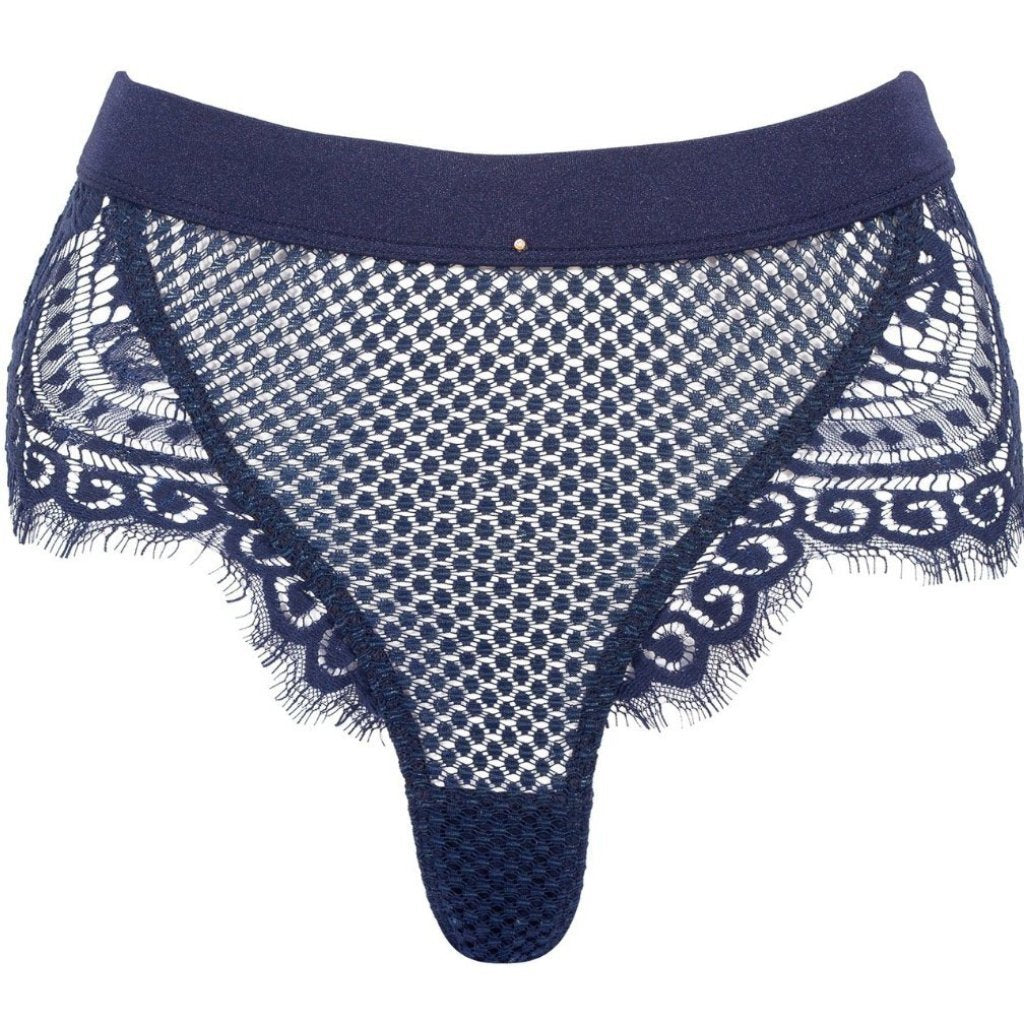 Thong | Full on Glam Deep Blue
