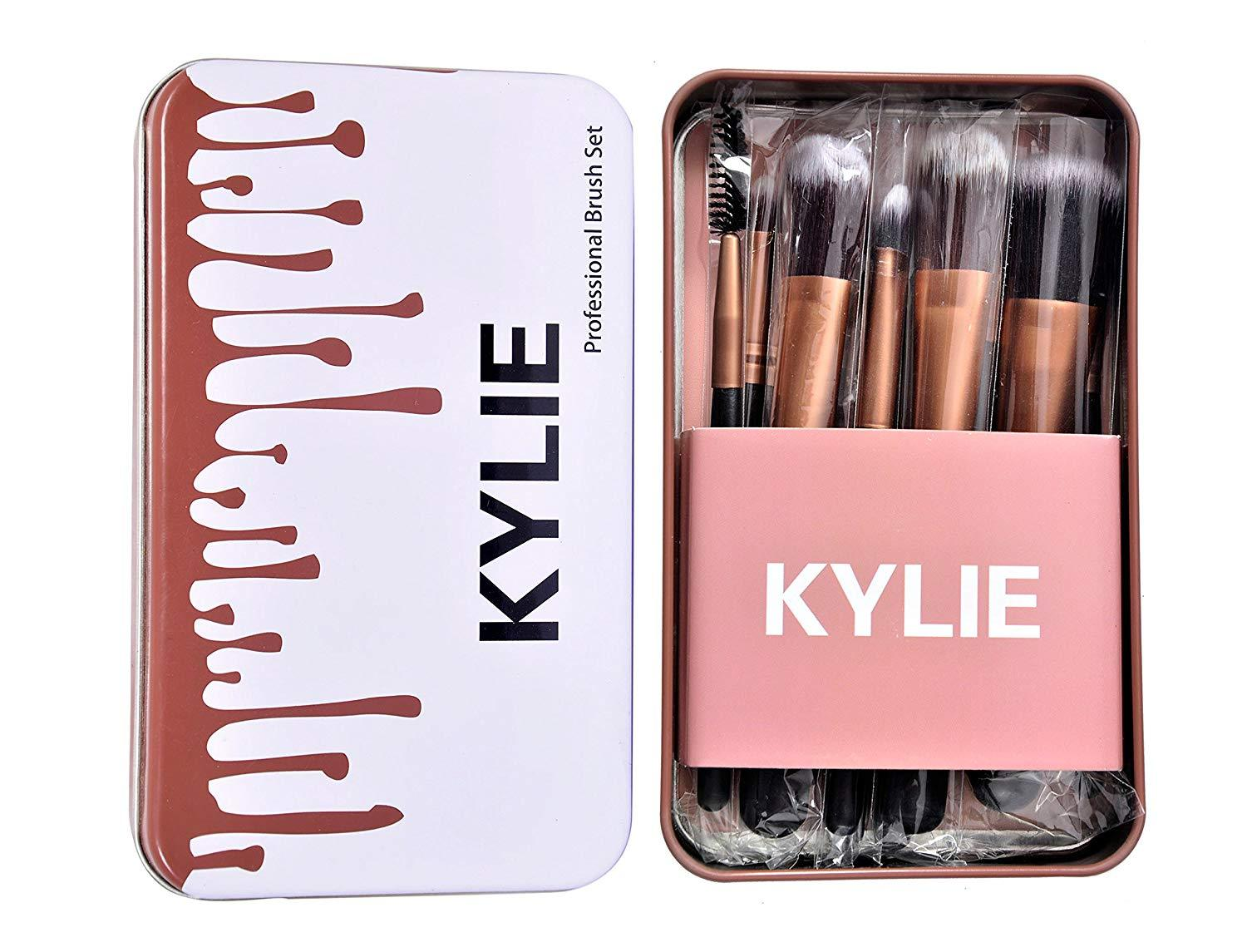 12 Pinceaux KYLIE