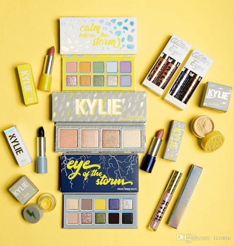 kylie cosmetics palette eye of the storm