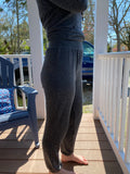 Hacci Cozy Jogger Set by Pillow Talk - Customer Pick
