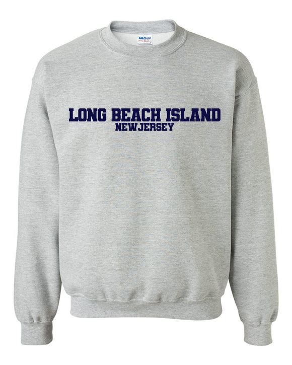 Location Lover's Crew Neck Sweatshirt - Shop Making Waves