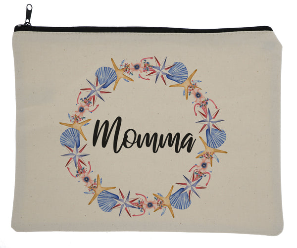 Nautical Bag - Momma, Bonus Mom, Step Mom, & Mom Available