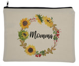 Sunflower Bag - Momma, Bonus Mom, Step Mom, & Mom Available
