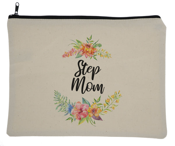 Tropical Bag - Momma, Bonus Mom, Step Mom, & Mom Available