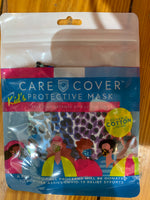 Kid Sized Cotton Care Cover Protective Face Masks - In Tons Of Colors