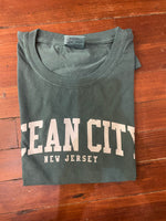 Ocean City Short Sleeve Tee Comfort Color - Tons Of Colors